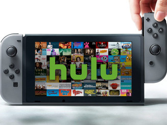Hulu is Nintendo's first video streaming app for theSwitch