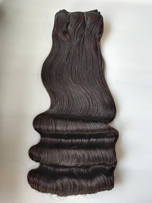 Super Double Drawn Machine Weft