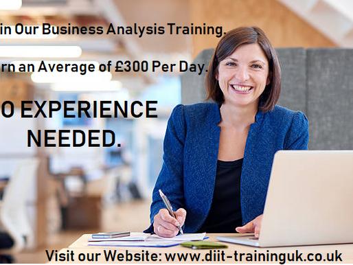 Business Analysis Training.