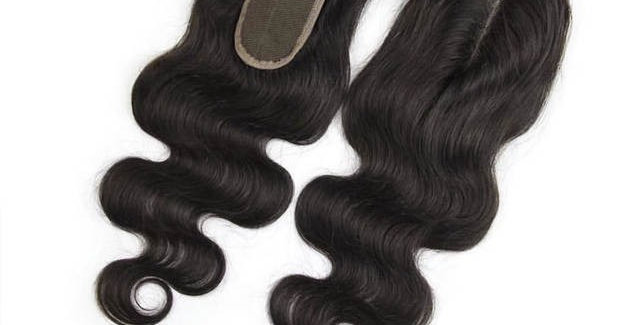 Pre-Plucked 2x6 Body Wave Curl Lace Closure