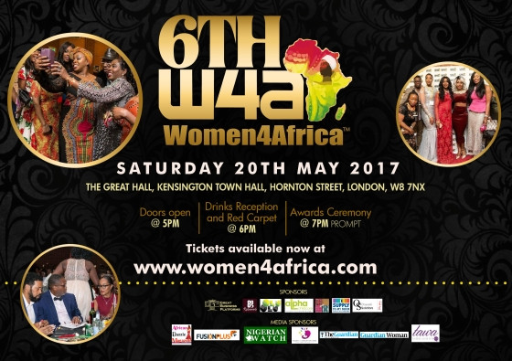The 6th Women4africa 2017 Event