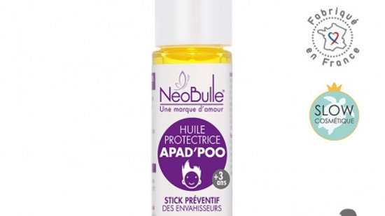 Huile protectrice Apad'poo Néobulle