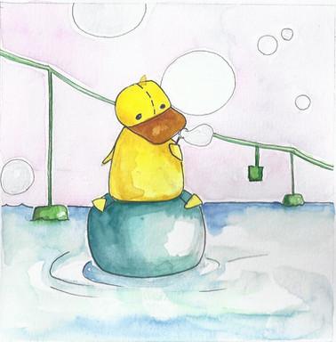 ankan bubblor
