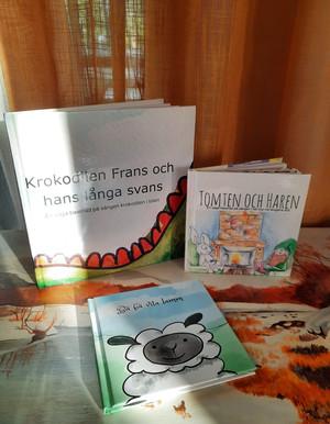 Barnböcker 0-3år