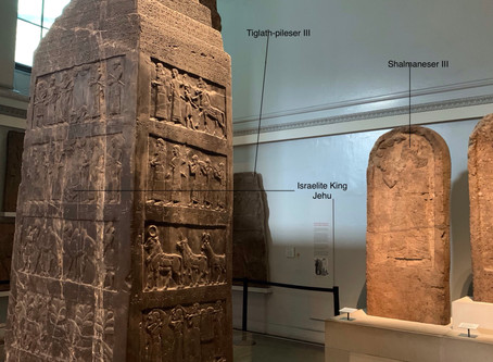 Biblical Evidence in the British Museum.