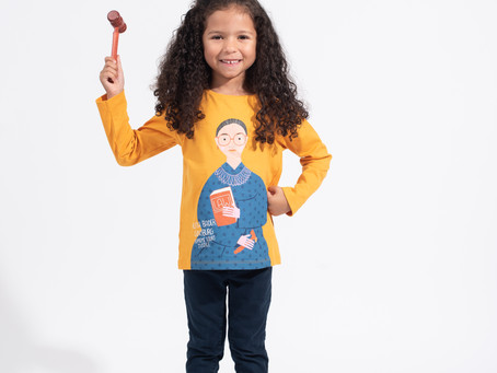 Trailblazer Tee Series with Picollina Kids