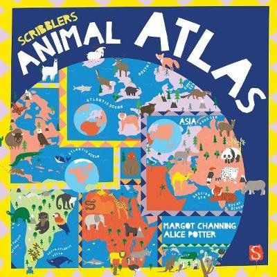 Scribblers Animal Atlas
