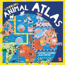 Scribblers Animal Atlas