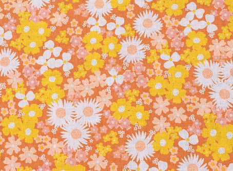 How To Make A Vector Based Wild Flower Ditsy Pattern
