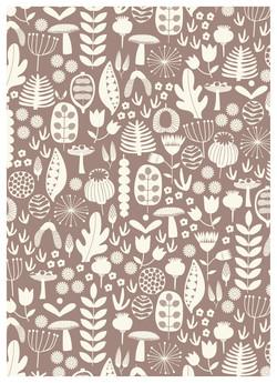 Autumn Seeds Pattern