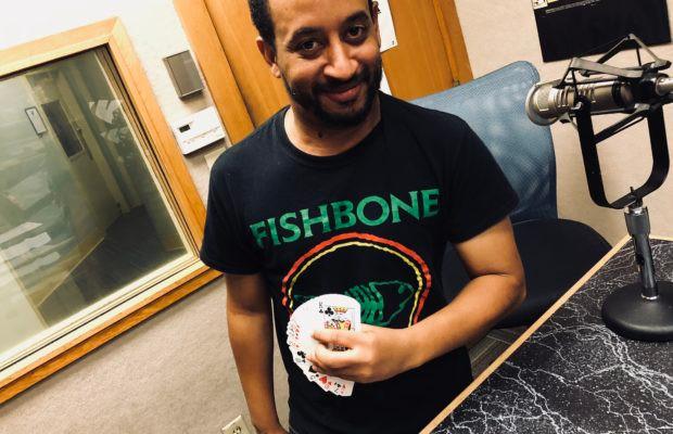 my radio interview with Monte Belmonte on WRSI fm in Northampton,MA