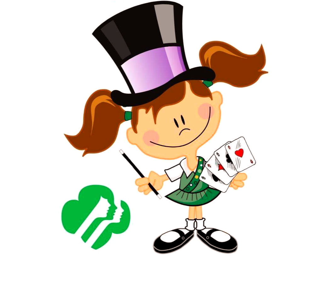 Girl Scouts Magic workshop (7– 10 Years)