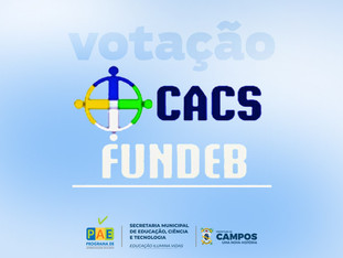 CACS-FUNDEB | Votação