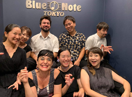 2019.09.09AND10 Blue Note Tokyo