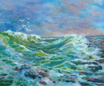 Artist Ed Letven