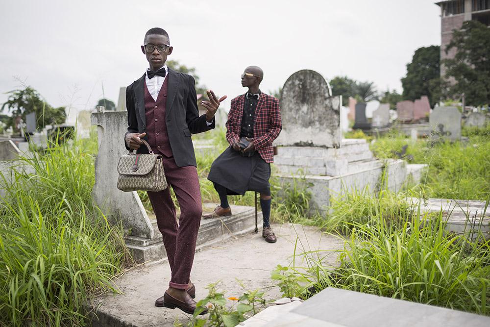 Sapeur Kinshasa