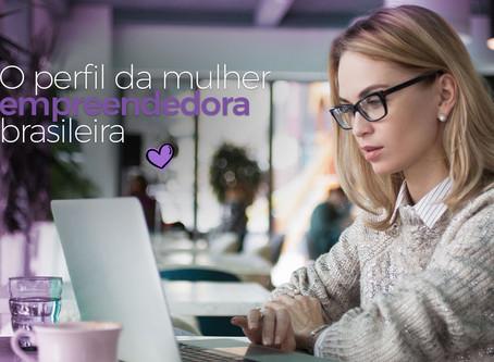 [Infográfico] O perfil da mulher empreendedora brasileira