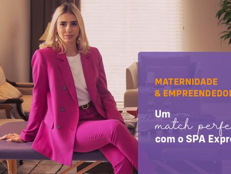 Maternidade e empreendedorismo: um match perfeito com o SPA Express