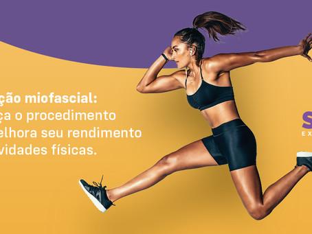 Liberação Miofascial: conheça o procedimento que melhora seu rendimento em atividades físicas