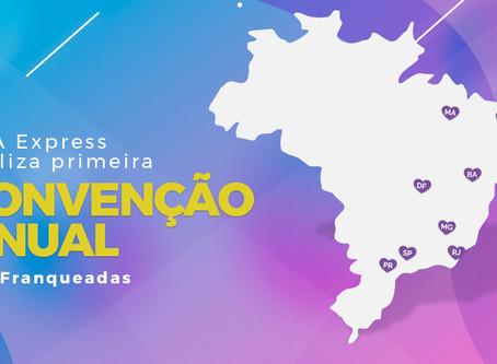 SPA Express realiza primeira convenção anual das franqueadas, em João Pessoa