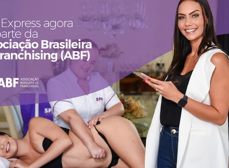 SPA Express agora faz parte da Associação Brasileira de Franchising (ABF)