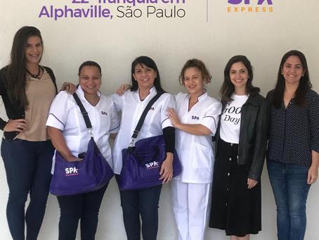 SPA Express inaugura em São Paulo sua 22ª franquia