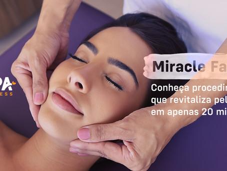 Descubra como revitalizar a pele em 20 minutos com o Miracle Face