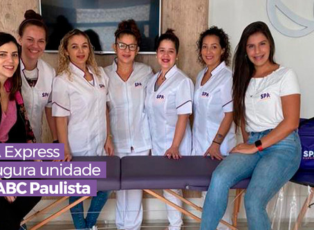 SPA Express inaugura unidade no ABC paulista