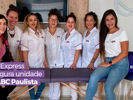 SPA Express inaugura unidade no ABC paulista