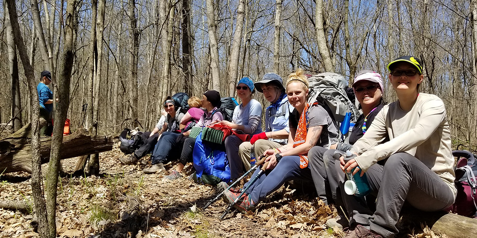 Beginners Backpacking Bootcamp-Illinois