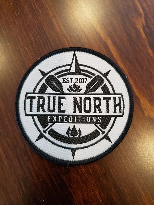 "2.5"" True North Logo Patch"