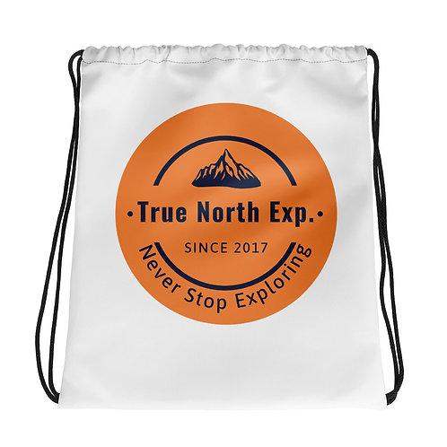 TNE Mountain Drawstring bag