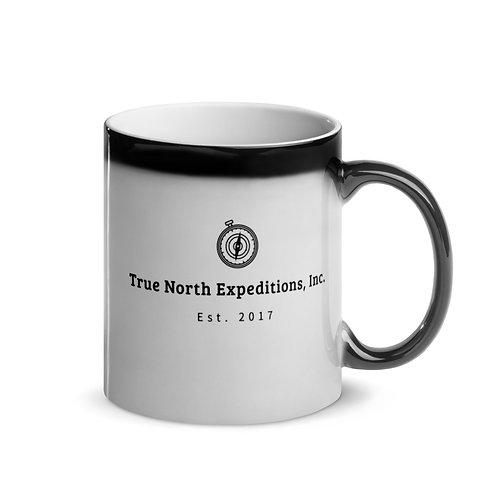 TNE Compass Glossy Magic Mug