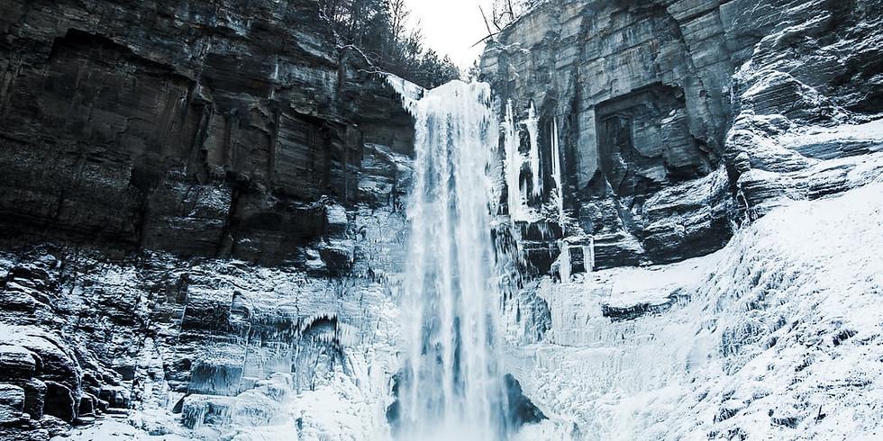 Frozen Waterfall/Frozen Cave Tour