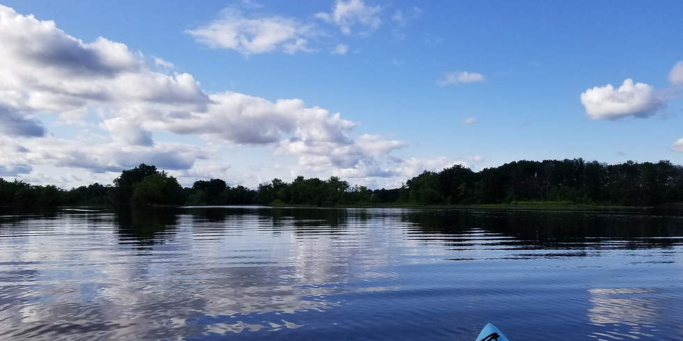 Weekend Packpaddle on the Wisconsin River
