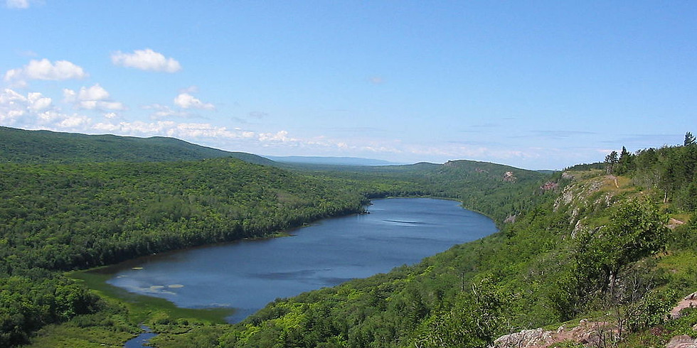 Porcupine Mountain Backpacking Trip
