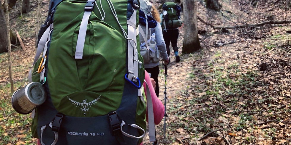 Beginners Backpacking Bootcamp - Lower Michigan