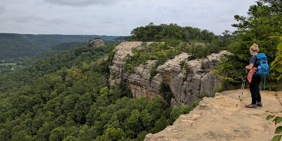 Red River Gorge Backpack and Kayak