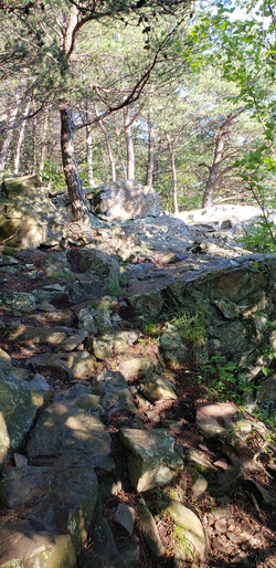 2018 Shenandoah National Park Appalachian Trail Section Hike24_183737
