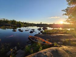 Boundary Water Canoe Area (BWCA)-July-August 2020