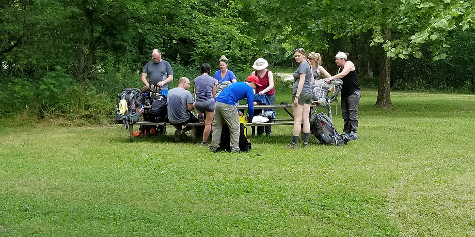 Beginners Backpacking Bootcamp-Wisconsin