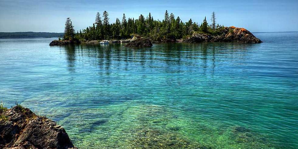 Isle Royale Backpacking Trip