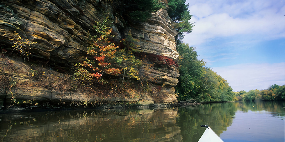 Day Paddle on the Rock River