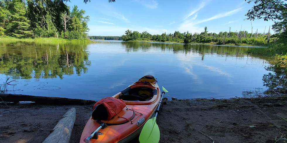 Turtle-Flambeau Scenic Waters Kayak & Camp