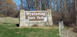 Fall Yoga Retreat Wyalusing State Park