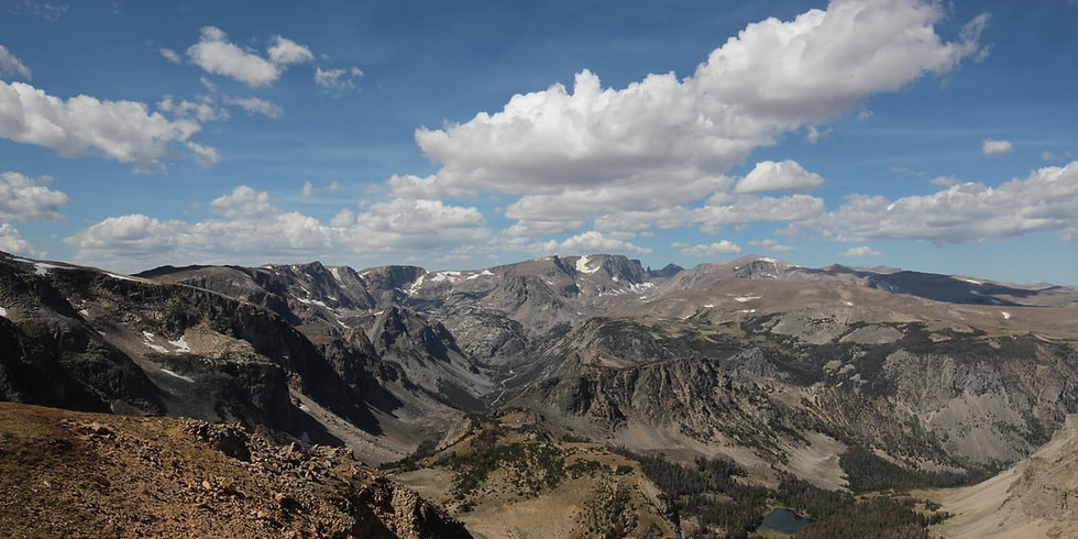 Beartooth Mountains 5 Day Backpacking Trip