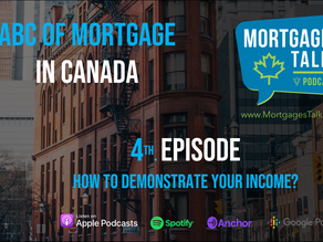 4th Episode - How should income be proven?