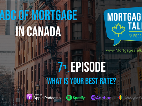 7th Episode - What is your best Rate?