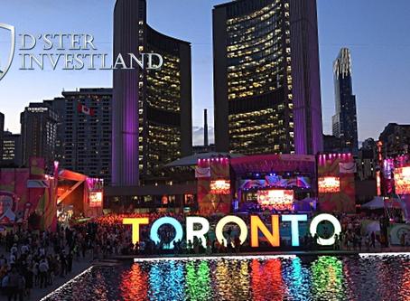 Canadá: 20% Anual como Retorno de Inversión en el Mercado Inmobiliario.