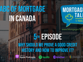 5th Episode - Why we have to prove a good credit history and how can we improve it?